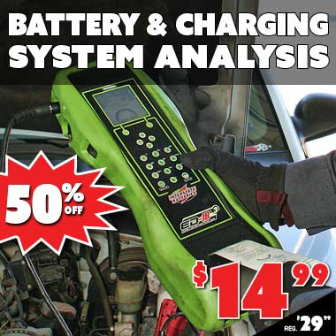 Battery and Charging System Analysis